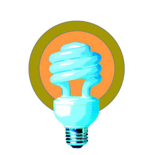 Lemelson Lightbulb Graphic Identity