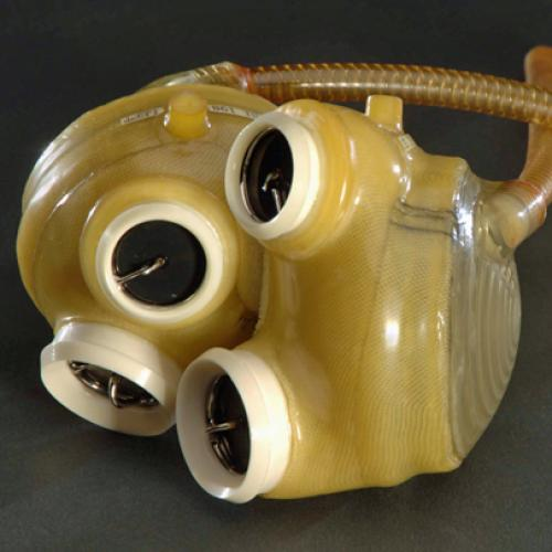 The Jarvik artificial heart