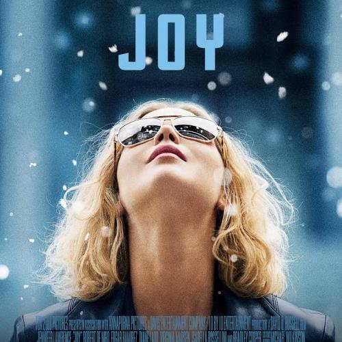 """Joy"" movie poster"