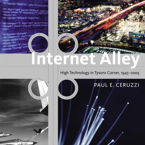 Internet Alley book cover
