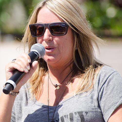 Cindy Whitehead speaks at Innoskate 2013