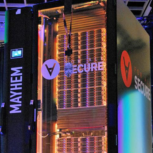 Mayhem Cyber Reasoning System at DARPA Cyber Grand Challenge competition